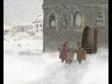Мультфильм про Василия Блаженного, ради Христа юродивого