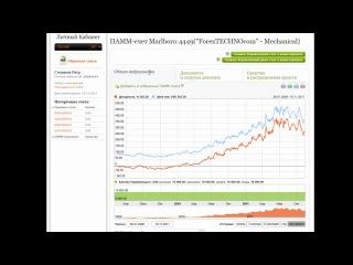 Практика ПАММ-инвестиций на примере работы компании Альпари.
